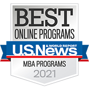 U.S. News & World Report Best Online MBA Programs 2021