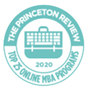 The Princeton Review Top 25 Online MBA Programs 2020