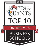 Poets & Quants Top 10 Online MBA Business Schools 2021