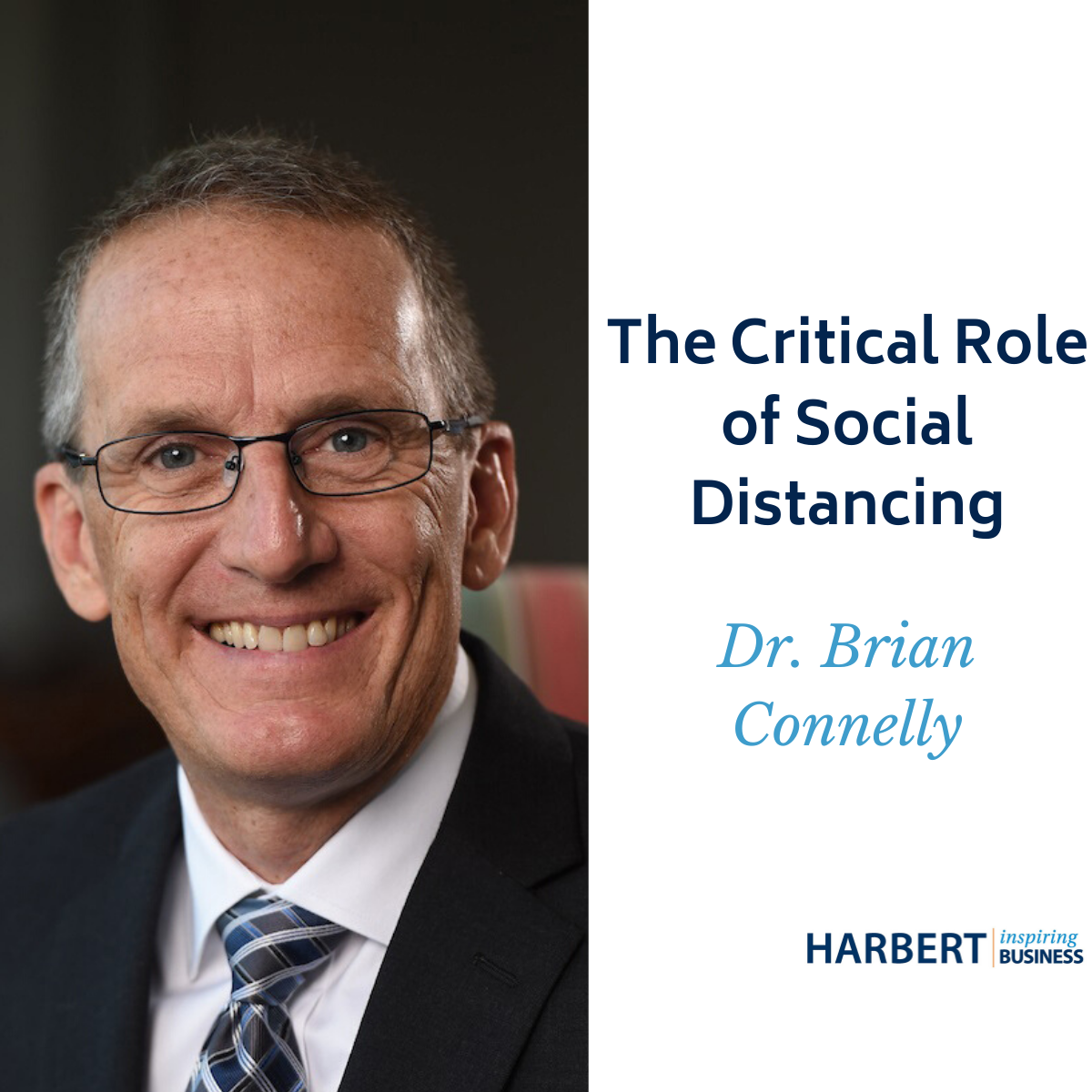 Management professor shares the impacts of social distancing