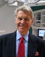 John Brown, former President and CEO of Stryker Corporation