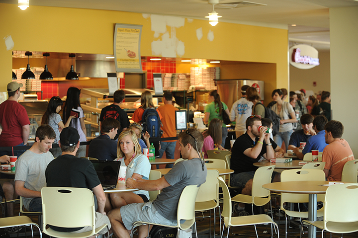 Marketing Class Research Report Students On Campus Dining Habits