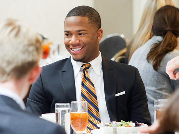 The Kemper Scholars Program helps students develop both practical and professional skills to become the next generation of effective business leaders