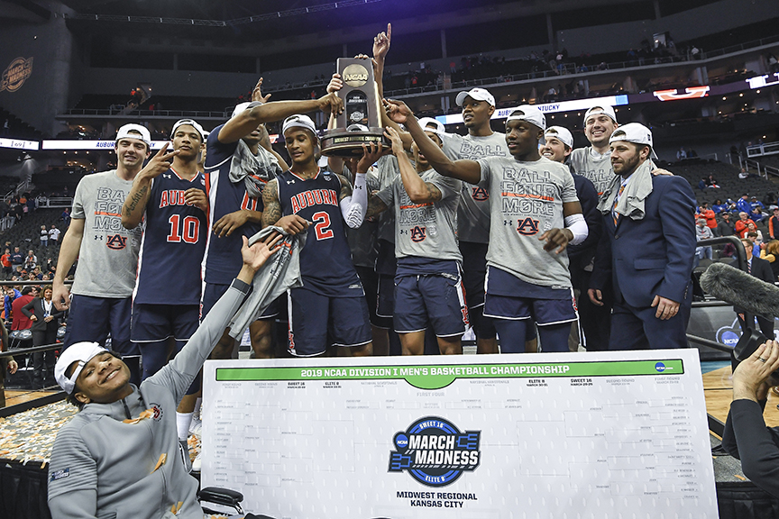 What Could Auburn S First Men S Final Four Appearance Mean