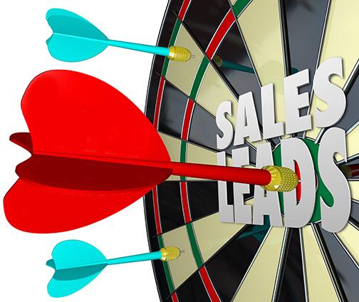 Sales darts