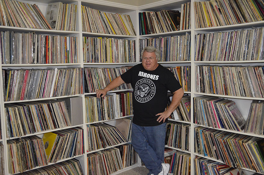 stanwick with albums